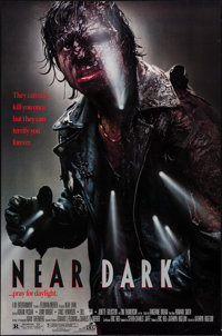 """Near Dark & Other Lot (DEG, 1987). One Sheets (2) (27"""" X 41"""") DS. Horror. ... (Total: 2 Items)"""