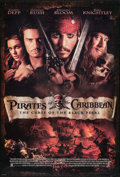 "Movie Posters:Adventure, Pirates of the Caribbean: The Curse Of The Black Pearl (BuenaVista, 2003). One Sheet (26.75"" X 39.75"") DS. Adventure.. ..."