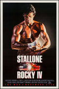 "Movie Posters:Sports, Rocky IV & Others Lot (MGM/UA, 1985). One Sheets (3) (27"" X 41"") Advance. Sports.. ... (Total: 3 Items)"
