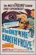 """Movie Posters:Fantasy, The Day the Earth Froze (Filmgroup, 1963). One Sheet (27"""" X 41"""").Fantasy.. ..."""