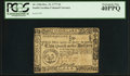 Colonial Notes:South Carolina, South Carolina December 23, 1777 (erroneously dated) $2 PCGSExtremely Fine 40PPQ.. ...