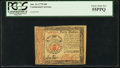 Colonial Notes:Continental Congress Issues, Continental Currency January 14, 1779 $40 PCGS Choice About New55PPQ.. ...