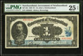 Canadian Currency: , St. John's, NF- Government of Newfoundland $1 Jan. 2, 1920 Ch. #NF-12b.. ...