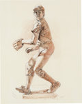 Baseball Collectibles:Others, 2011 Signed Lithographs Lot of 5 from The Brooks RobinsonCollection. ...