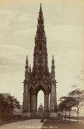 Photographs:Albumen, James Valentine (British, 1815-1879). Views of Scotland, London,and Paris, 1870s-1880s. Albumen prints. various sizes ...