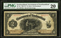 Canadian Currency: , St. John's NF- Government of Newfoundland $2 1920 Ch. # NF-13a.....