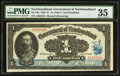 Canadian Currency: , St. John's, NF- Government of Newfoundland $1 Jan. 2, 1920 Ch. #NF-12d.. ...