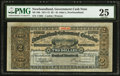 Canadian Currency: , St. John's, NF- Newfoundland Government Cash Note $2 1911-12 Ch. #NF-10b.. ...