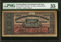 Canadian Currency: , St. John's, NF - Newfoundland Government Cash Note 25¢ 1913-14 Ch.# NF-7d.. ...