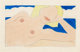 Tom Wesselmann (1931-2004) Study for Proposed Seascape Reclining Nude, 1963 Acrylic and pencil on board 9-7/8 x 15-1/