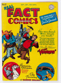 Golden Age (1938-1955):Non-Fiction, Real Fact Comics #10 (DC, 1947) Condition: FN+....