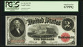 Large Size:Legal Tender Notes, Fr. 59 $2 1917 Legal Tender PCGS Superb Gem New 67PPQ.. ...