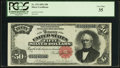 Large Size:Silver Certificates, Fr. 333 $50 1891 Silver Certificate PCGS Very Fine 35.. ...