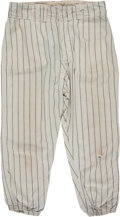 Baseball Collectibles:Others, 1966 Roger Maris Game Worn New York Yankees Pants. . ...