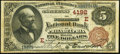 National Bank Notes:Pennsylvania, Philadelphia, PA - $5 1882 Brown Back Fr. 471 The Northern NB Ch. #(E)4192. ...
