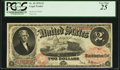 Large Size:Legal Tender Notes, Fr. 49 $2 1878 Legal Tender PCGS Very Fine 25.. ...