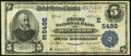 National Bank Notes:Pennsylvania, Milford, PA - $5 1902 Plain Back Fr. 607 The First NB Ch. #(E)5496. ...
