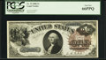 Large Size:Legal Tender Notes, Fr. 33 $1 1880 Legal Tender PCGS Gem New 66PPQ.. ...