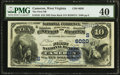 National Bank Notes:West Virginia, Cameron, WV - $10 1882 Date Back Fr. 545 The First NB Ch. #(S)6020. ...