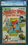 Bronze Age (1970-1979):Miscellaneous, DC Special #7 (DC, 1970) CGC NM- 9.2 White pages.