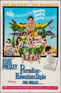 "Movie Posters:Elvis Presley, Paradise -- Hawaiian Style (Paramount, 1966). One Sheet (27"" X41""). Elvis Presley.. ..."