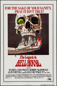 "The Legend of Hell House & Others Lot (20th Century Fox, 1973). One Sheets (4) (27"" X 41"") Style B. Horror..."
