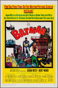 """Movie Posters:Action, Batman (20th Century Fox, 1966). One Sheet (27"""" X 41""""). Action....."""