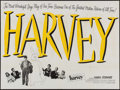 """Movie Posters:Comedy, Harvey (Universal International, 1950). Exhibitor Poster (38"""" X50""""). DS. Comedy.. ..."""