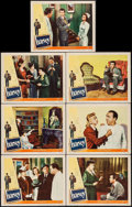 "Movie Posters:Comedy, Harvey (Universal International, 1950). Lobby Cards (7) (11"" X 14""). Comedy.. ... (Total: 7 Items)"
