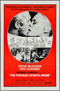 """Movie Posters:Crime, The Thomas Crown Affair (United Artists, R-1975). One Sheet (27"""" X41""""). Crime.. ..."""