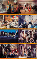 """Movie Posters:Foreign, Fellini's Roma (United Artists, 1972). Mini Lobby Card Set of 8 (8"""" X 10""""). Foreign.. ... (Total: 8 Items)"""