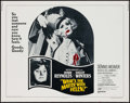 "Movie Posters:Horror, What's the Matter with Helen? (United Artists, 1971). Half Sheets (3) Identical (22"" X 28""). Horror.. ... (Total: 3 Items)"