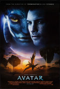 "Movie Posters:Science Fiction, Avatar (20th Century Fox, 2009). One Sheet (27"" X 40"") DS. ScienceFiction.. ..."