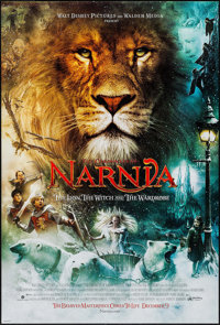 The Chronicles of Narnia: The Lion, the Witch and the Wardrobe & Others Lot (Buena Vista, 2005). One Sheets (3)...