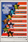 """Movie Posters:Short Subject, Hollywood Star Spangled Revue & Other Lot (Warner Brothers,1966). One Sheets (2) (27"""" X 41""""). Short Subject.. ... (Total: 2Items)"""