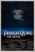 """Movie Posters:Horror, Twilight Zone: The Movie (Warner Brothers, 1983). Poster (40"""" X60""""). Horror.. ..."""