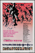 "Movie Posters:War, A Bridge Too Far & Others Lot (United Artists, 1977). OneSheets (3) (27"" X 41"") Style B. War.. ... (Total: 3 Items)"