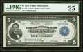 Fr. 799 $5 1918 Federal Reserve Bank Note PMG Very Fine 25