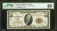 Fr. 1860-H* $10 1929 Federal Reserve Bank Star Note. PMG Extremely Fine 40 EPQ
