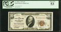 Small Size:Federal Reserve Bank Notes, Fr. 1860-L $10 1929 Federal Reserve Bank Note. PCGS About New 53.. ...
