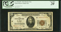 Small Size:Federal Reserve Bank Notes, Fr. 1870-H* $20 1929 Federal Reserve Bank Note. PCGS Very Fine 20.. ...