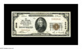 National Bank Notes:Tennessee, Knoxville, TN - $20 1929 Ty. 1 The East Tennessee NB Ch. # 2049. Ahigh grade small example. Extremely Fine....