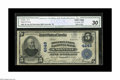 National Bank Notes:Tennessee, Knoxville, TN - $5 1902 Plain Back Fr. 602 Holston-Union NB Ch. #4648. The second title of this bank is much scarcer t...