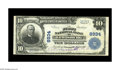 National Bank Notes:Tennessee, Lewisburg, TN - $10 1902 Plain Back Fr. 626 The First NB Ch. #8934. This bank was the only issuer of National Bank Not...