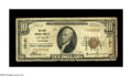 National Bank Notes:Tennessee, Linden, TN - $10 1929 Ty. 1 The First NB Ch. # 10181. This piece,which is newly discovered and offered here to the coll...
