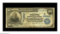National Bank Notes:Tennessee, Memphis, TN - $10 1902 Plain Back Fr. 631 The Mercantile NB Ch. #(S)10540. A scarcer Memphis bank which is seldom avail...