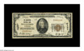 National Bank Notes:Tennessee, Rockwood, TN - $20 1929 Ty. 1 The Rockwood NB Ch. # 12257. A veryrare east Tennessee bank, particularly in small size, ...
