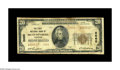National Bank Notes:Tennessee, South Pittsburg, TN - $20 1929 Ty. 2 The First NB Ch. # 3660. Type2 examples are exceedingly rare from this institutio...