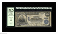 National Bank Notes:Vermont, Burlington, VT - $10 1902 Plain Back Fr. 627 The Howard NB Ch. # 1698. A nicely margined Chittenden County note certifi...