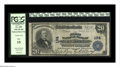 National Bank Notes:Vermont, North Bennington, VT - $20 1902 Plain Back Fr. 650 The First NB Ch. # 194. This is another Vermont bank which is exceedi...